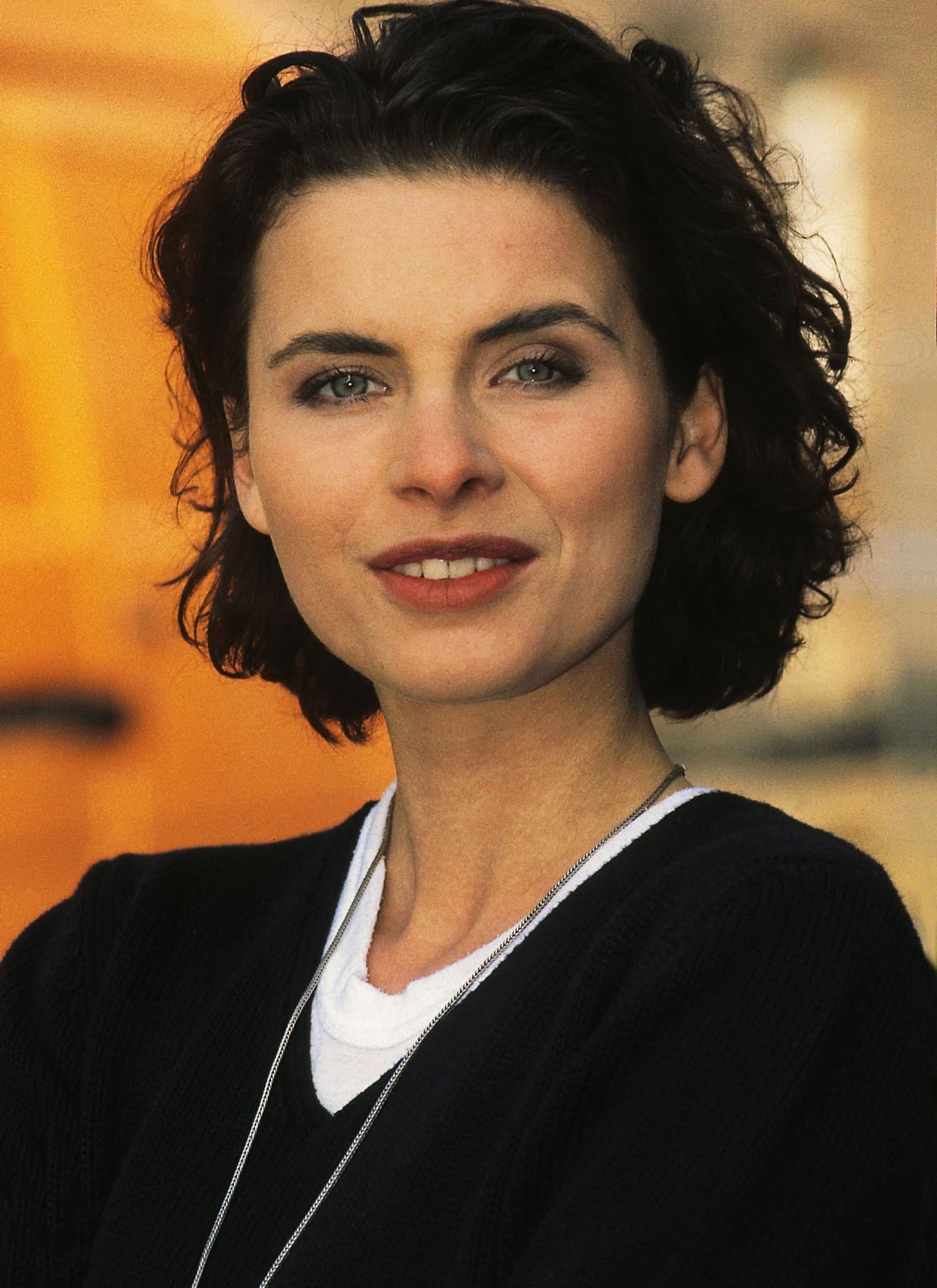 Anne Brendler in der GZSZ-Galerie zu ihrer Rolle Vanessa