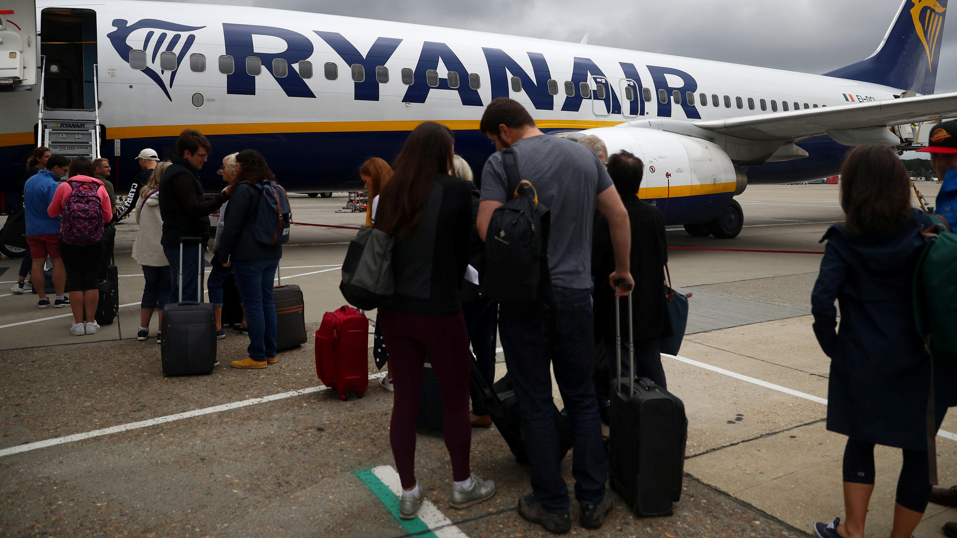 Ryanair verlangt ab November Gebühren für Handgepäck