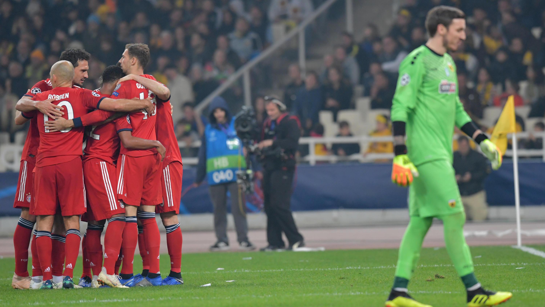 UEFA Youth League mit FC Bayern und TSG Hoffenheim LIVE im Ticker