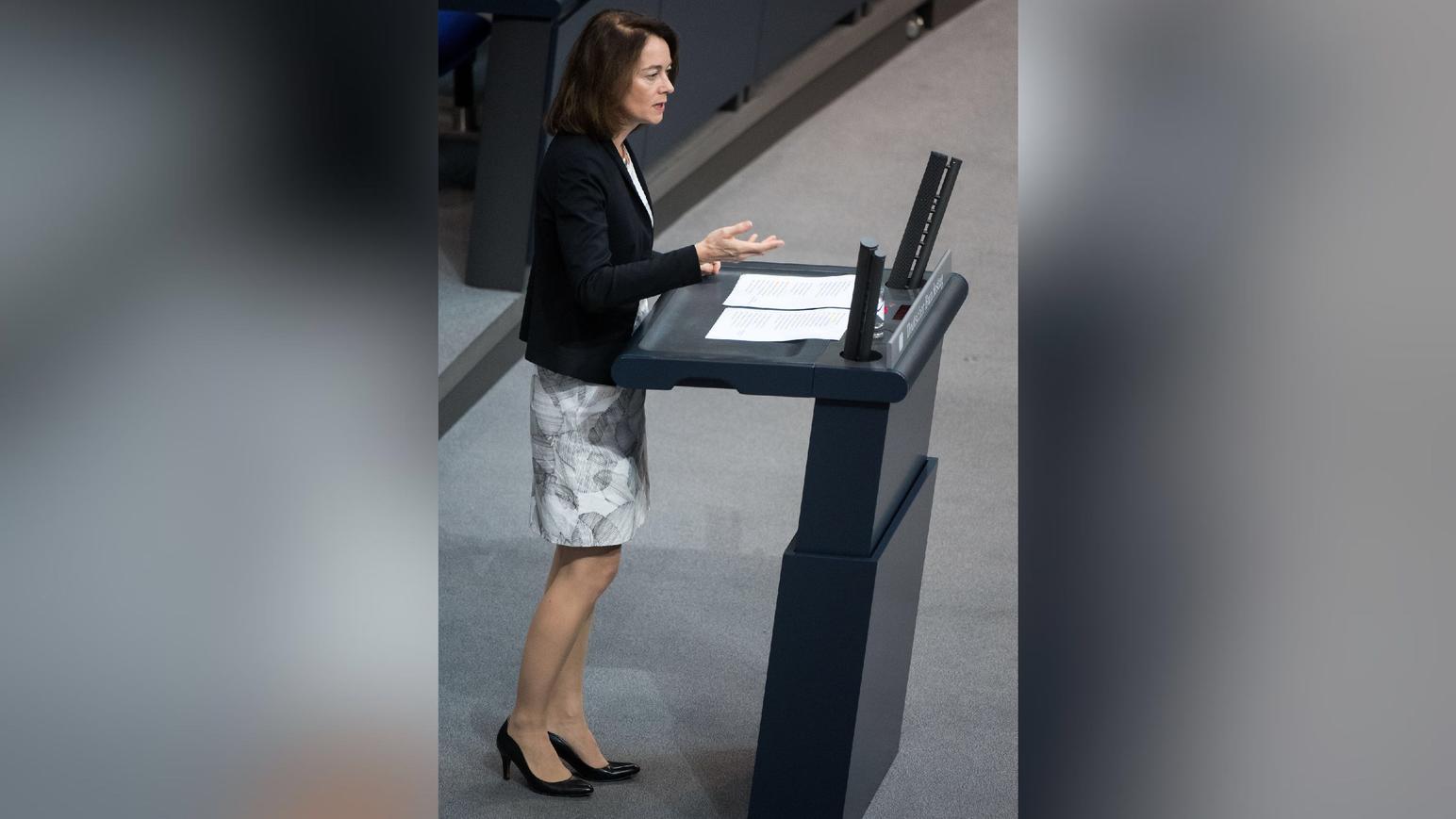 Gleichberechtigung - Merkel: Ziel muss Parität sein