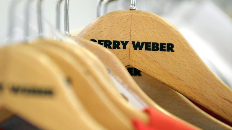 Gerry Weber Aufschrift