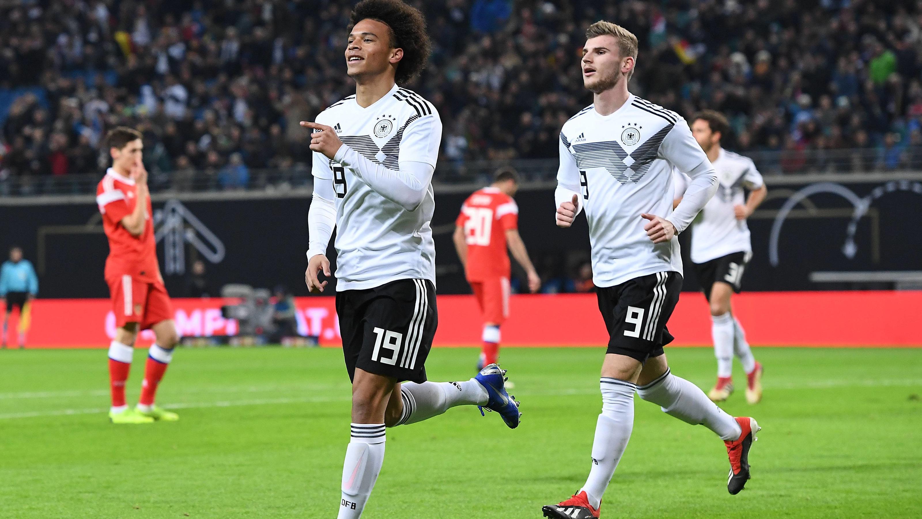 Nations League: Deutschland steigt aus Spitzengruppe ab