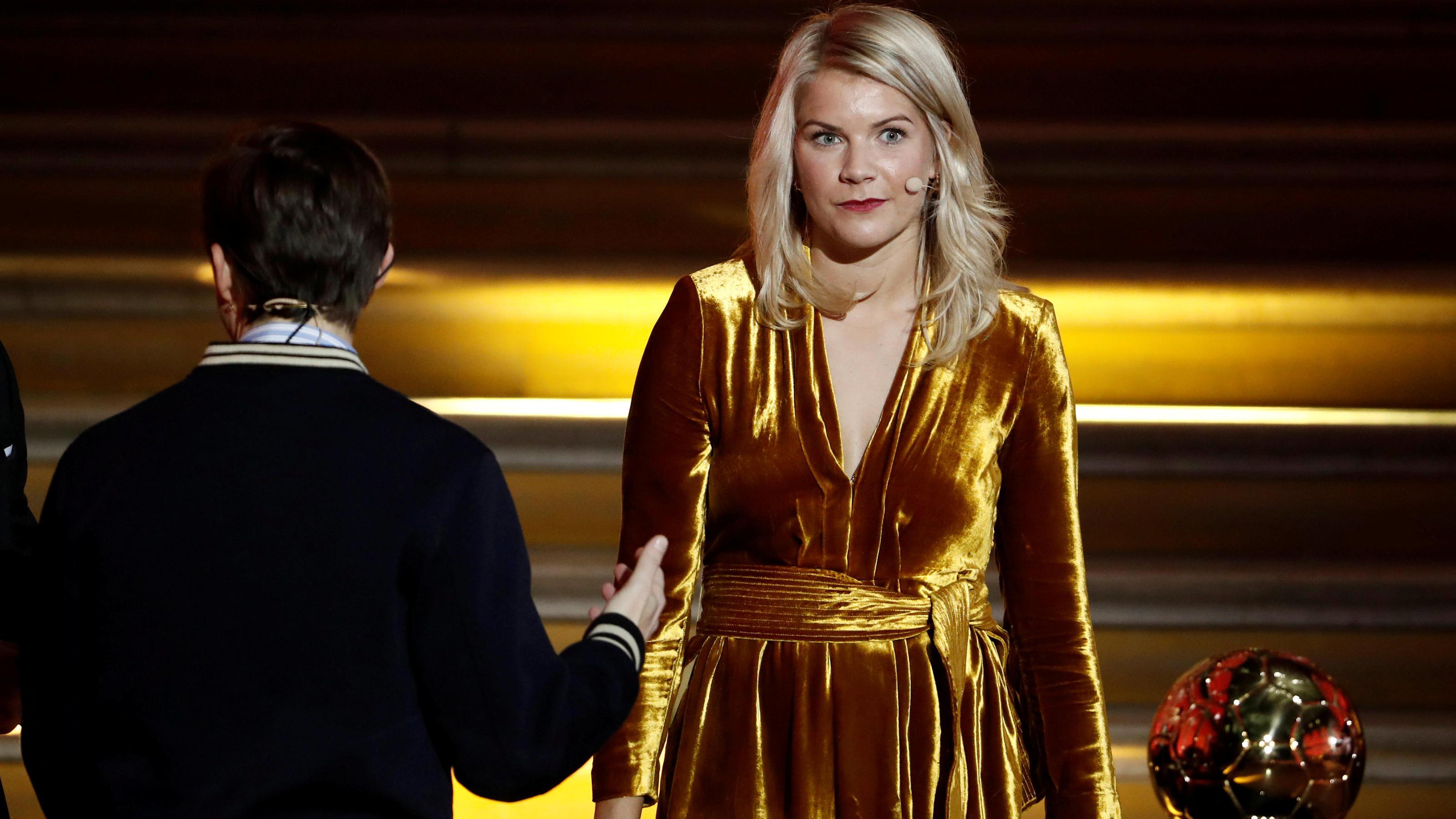 Ballon d'Or: Moderator entschuldigt sich nach Eklat