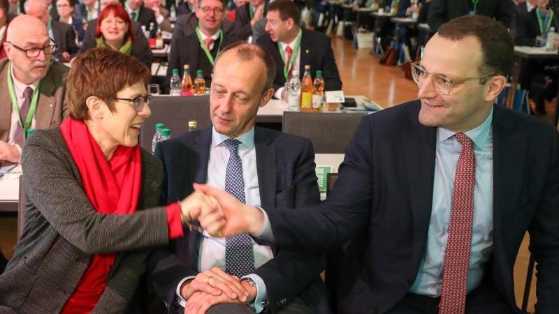 Streit um Merkel-Nachfolge: Altmaier attackiert Schäuble