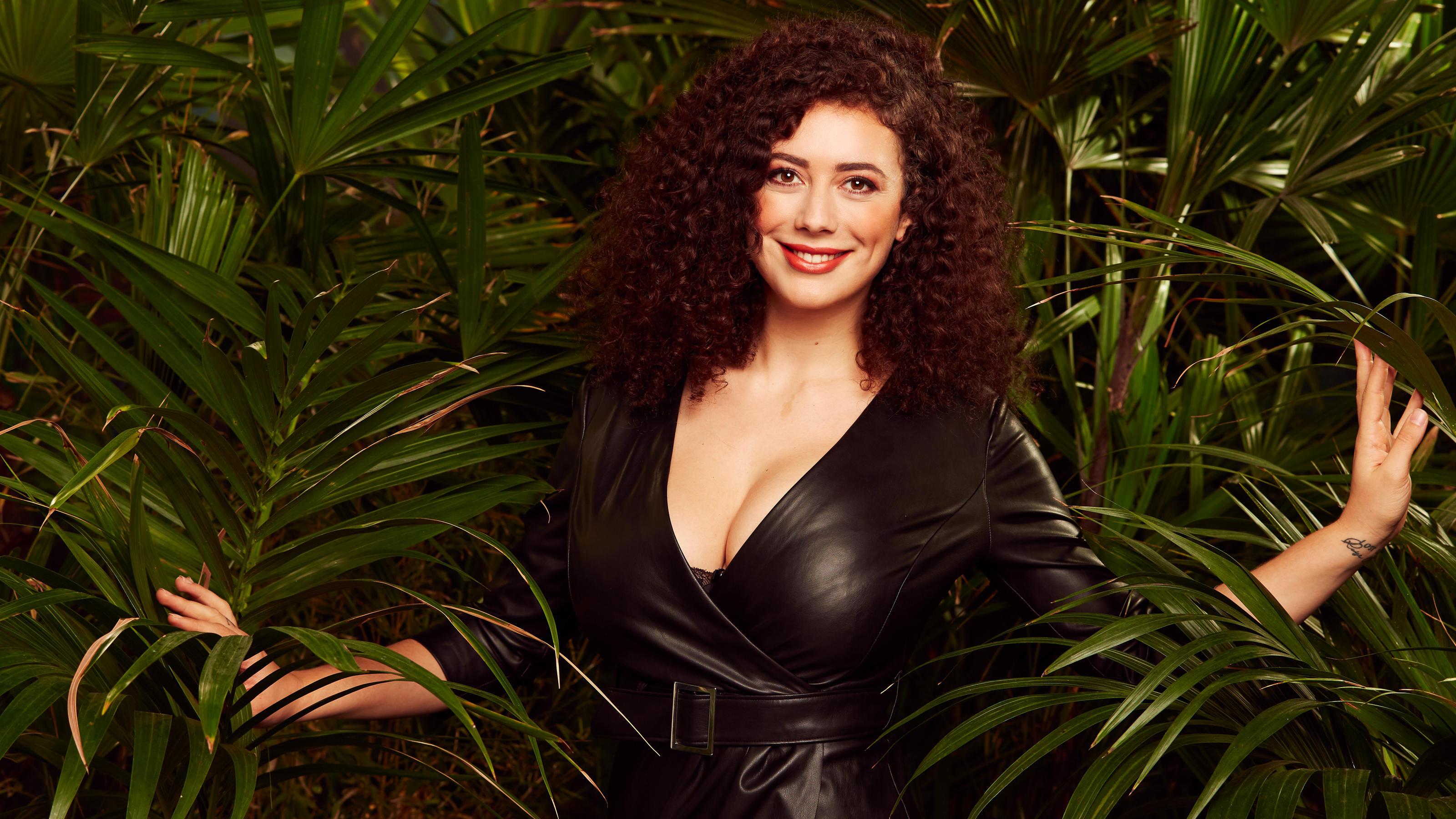 Dschungelcamp 2019: Leila Lowfire wird im Camp schon