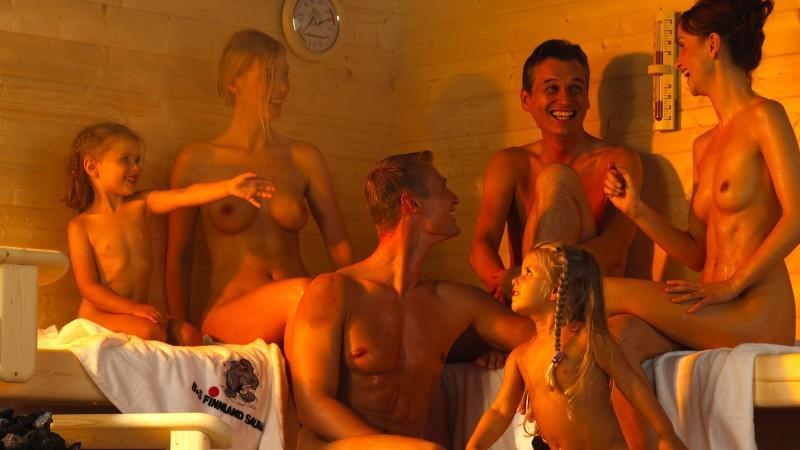 Немецкие бани  вся правда от первого лица Общие бани в