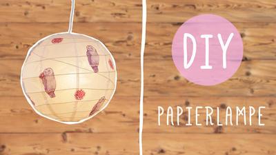 Diy windlicht teelichthalter mit washi tape selber basteln - Papierlampe selber machen ...