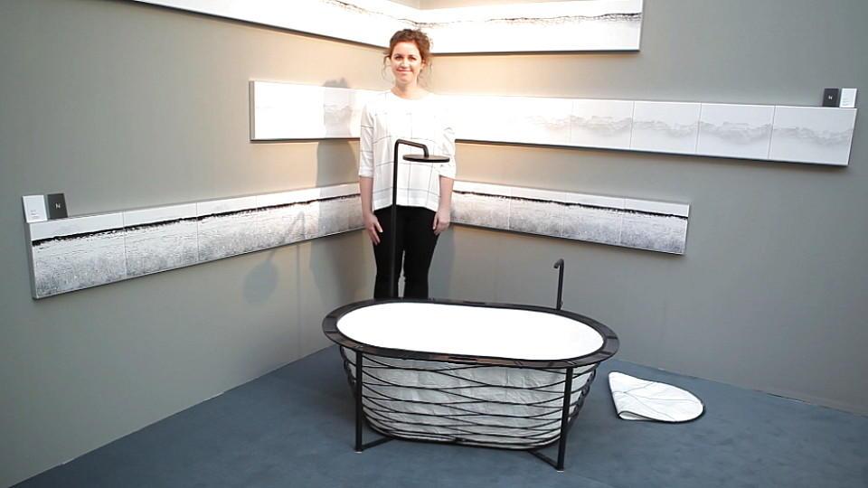 Möbeltrends 2017 Möbelmesse Imm Zeigt Tragbare Badewanne Sauna Zum Ausfahren Und Co