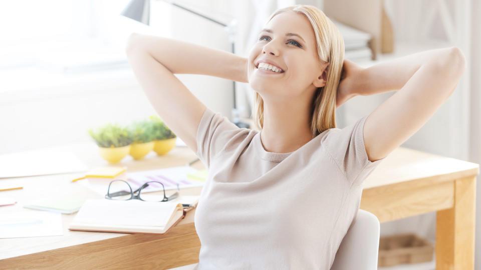 Entspannung in Sekundenschnelle: So klopfen Sie sich glücklich