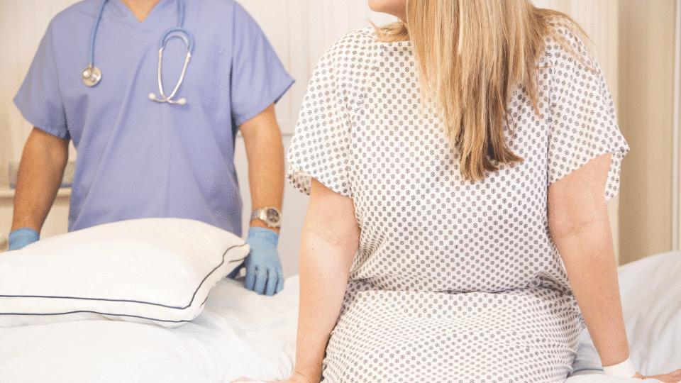 Hysterektomie: Ausweg Gebärmutterentfernung
