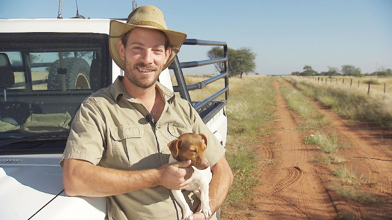 """""""Bauer sucht Frau""""-Kandidat Gerald sucht in Afrika nach seiner großen Liebe."""