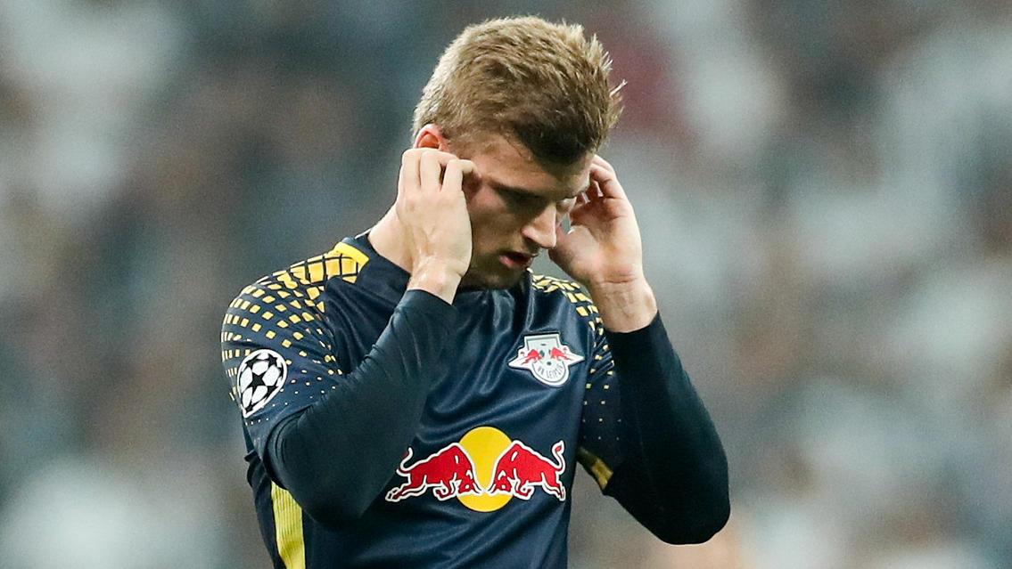 Nicht im Kader! Verpasst RB-Stürmer Werner auch die WM-Quali?