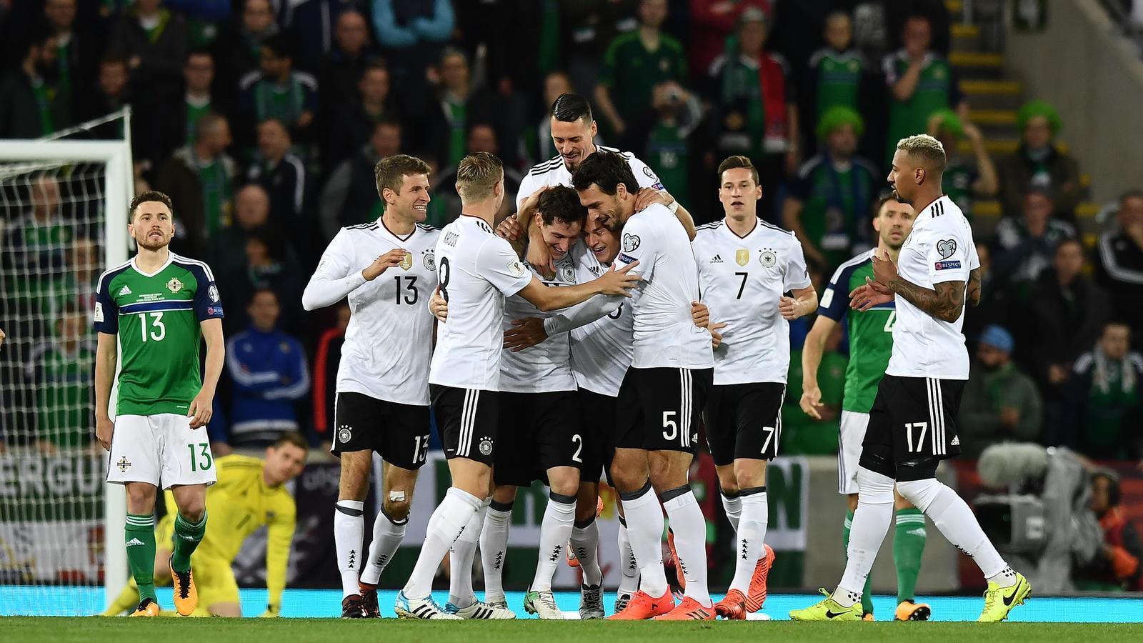 deutschland vs nordirland live stream