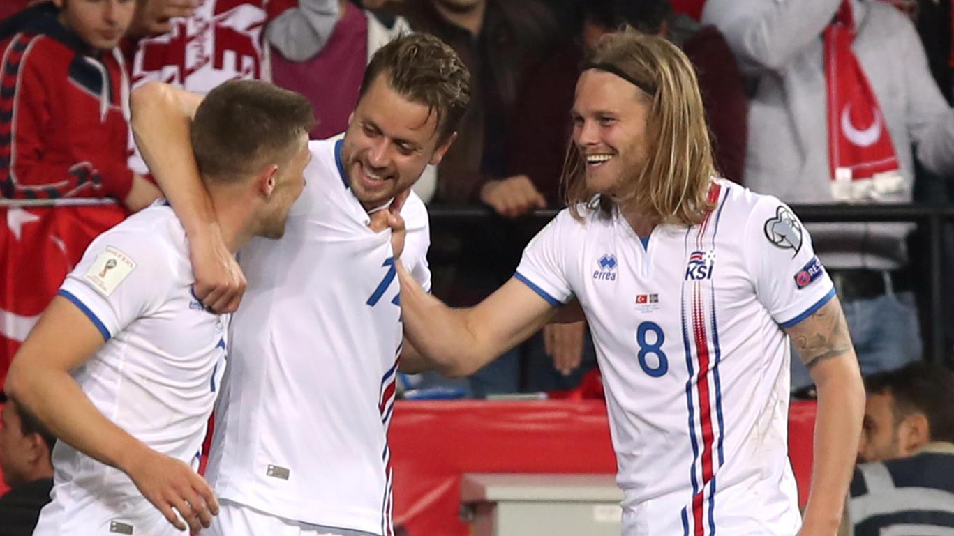 Island kann auf WM-Premiere hoffen - Türkei ohne Ticket