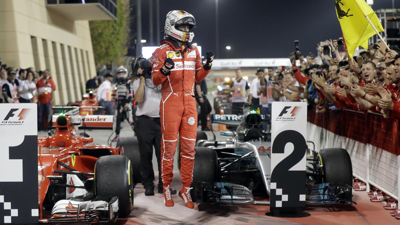 formel 1 sebastian vettel will zum vierten mal den gro en preis von bahrain gewinnen. Black Bedroom Furniture Sets. Home Design Ideas