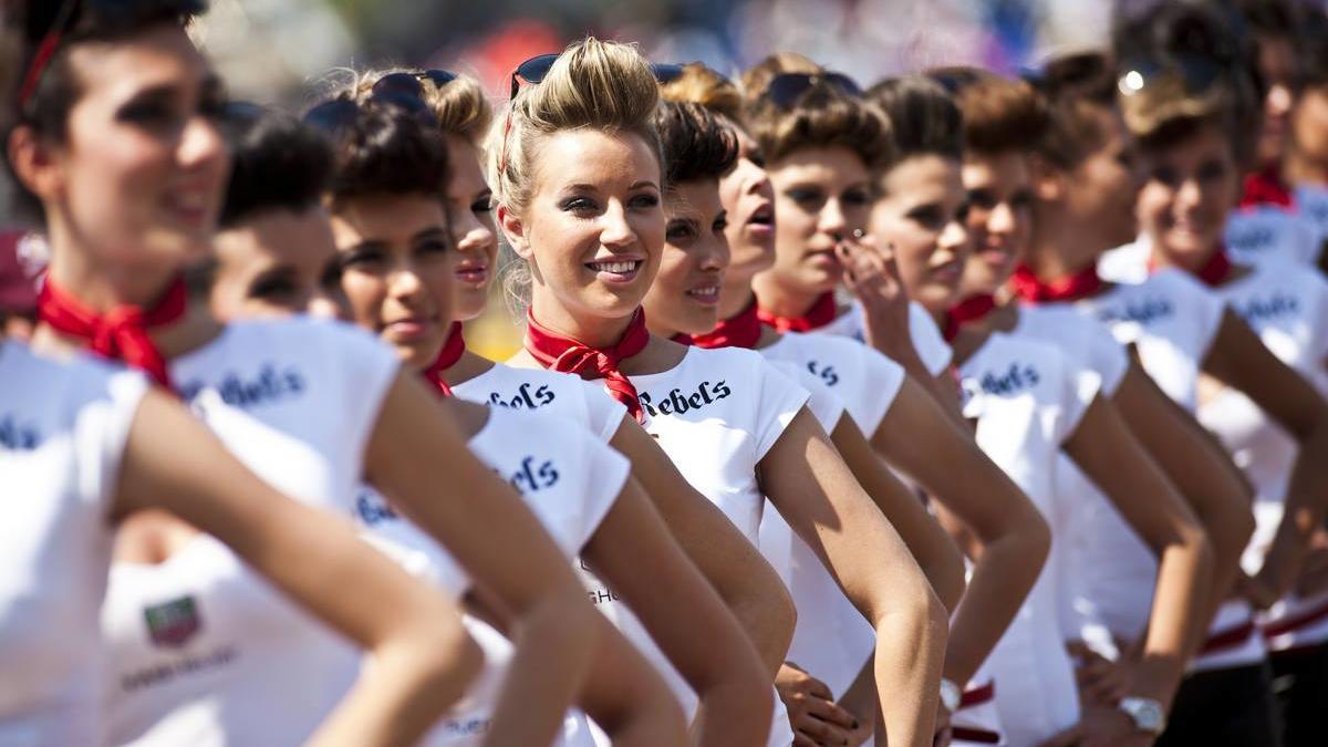 Monaco: Wirbel um Grid Girls