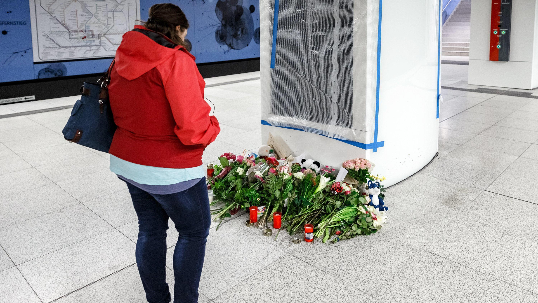 Hamburg Nach Messerangriff Menschen Sind Tief Getroffen