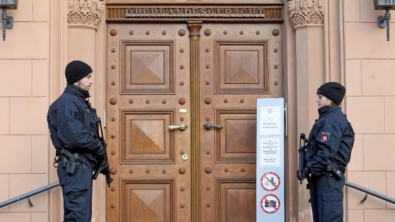 Bundesgerichtshof bestätigt: Sechs Jahre Haft für IS-Messerstecherin Safia S. (17)