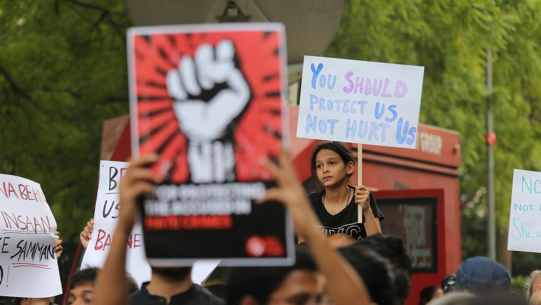 Indien: Künftig Todesstrafe bei Vergewaltigung von Kindern