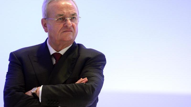 Haftbefehl gegen Ex-VW-Chef Winterkorn