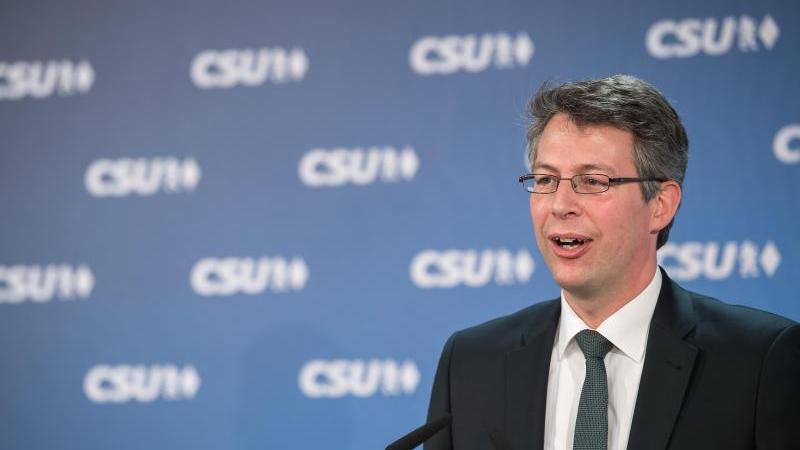 AfD empört über CSU-Strategiepapier