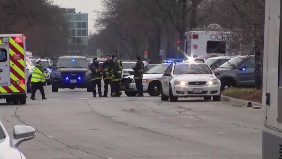 Vier Tote durch Schüsse in Chicago
