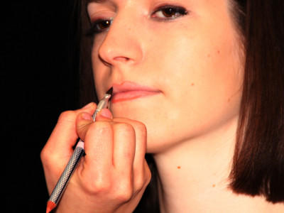 FZ: Umstyling Make Up Kathrin