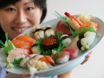 sushi gesund zum abnehmen