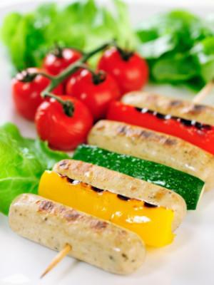 Kalorienarme Rezepte zum Grillen: Leichte Küche für den Sommer