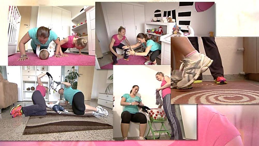 fitnessstudio übungen abnehmen