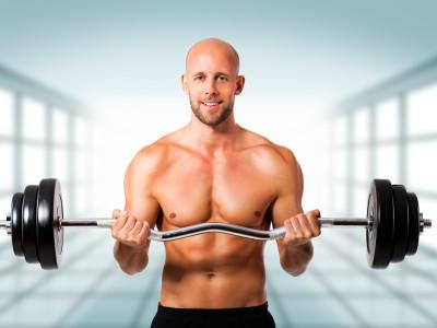 Muskeln aufbauen und abnehmen: \'Die Muskel-Diät\' von Jörn Giersberg