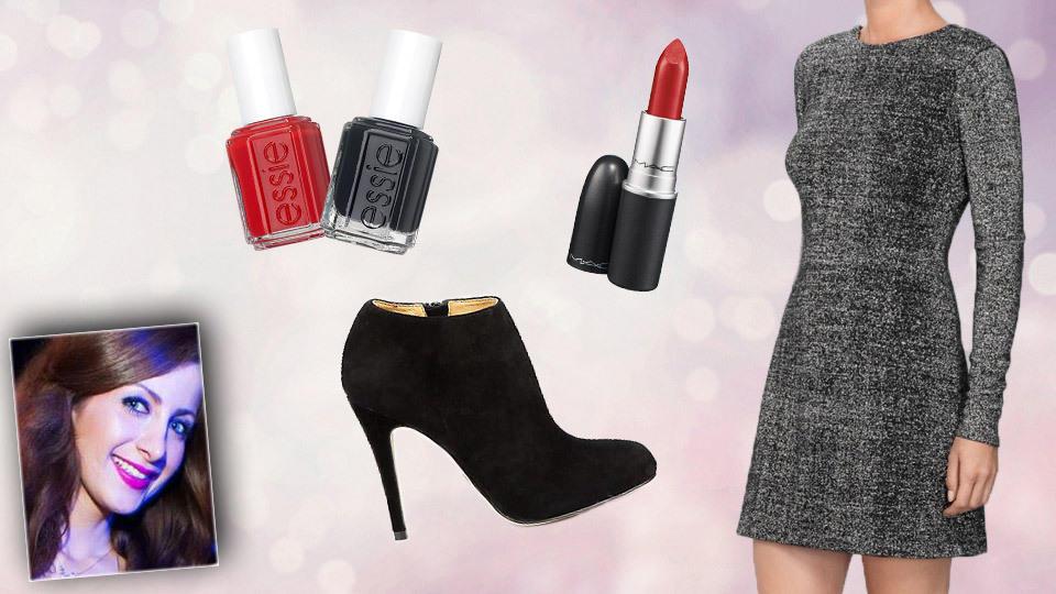 Weihnachtskleid, Silvester-Outfit und Co.: So stylt sich die ...