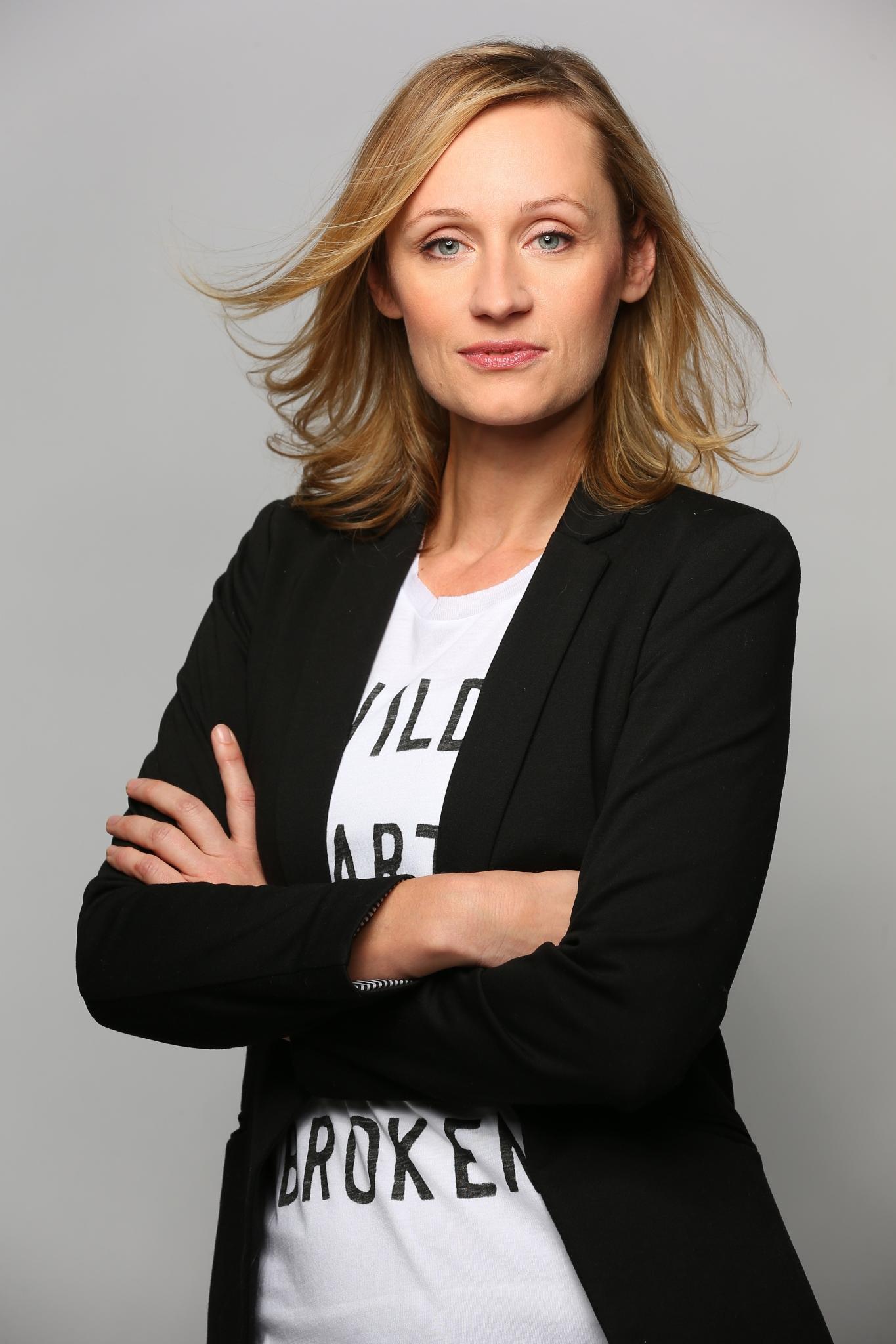 Neue Frisur Von Jenny Steinkamp Modische Haarschnitte Und