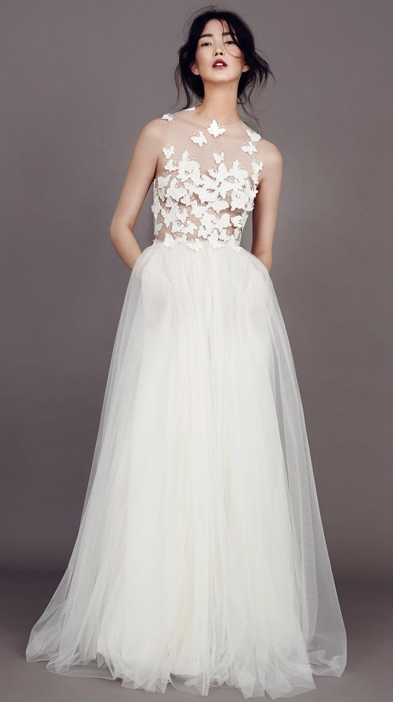 Brautkleider 2015: Die schönsten Hochzeitskleider