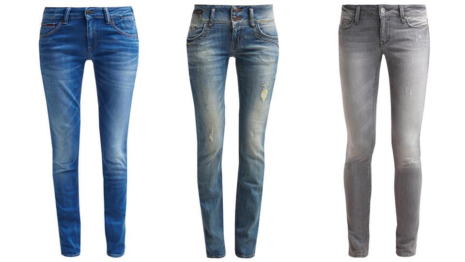 Die richtige jeans finden frauen
