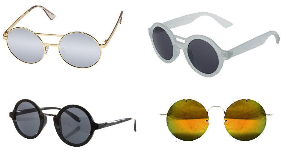 Sonnenbrillen-Trends 2015: Holzrahmen, runde Gläser und Leo-Print