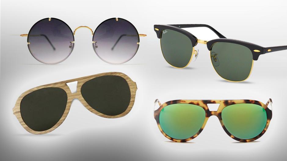 sonnenbrillen trends 2015 holzrahmen runde gl ser und