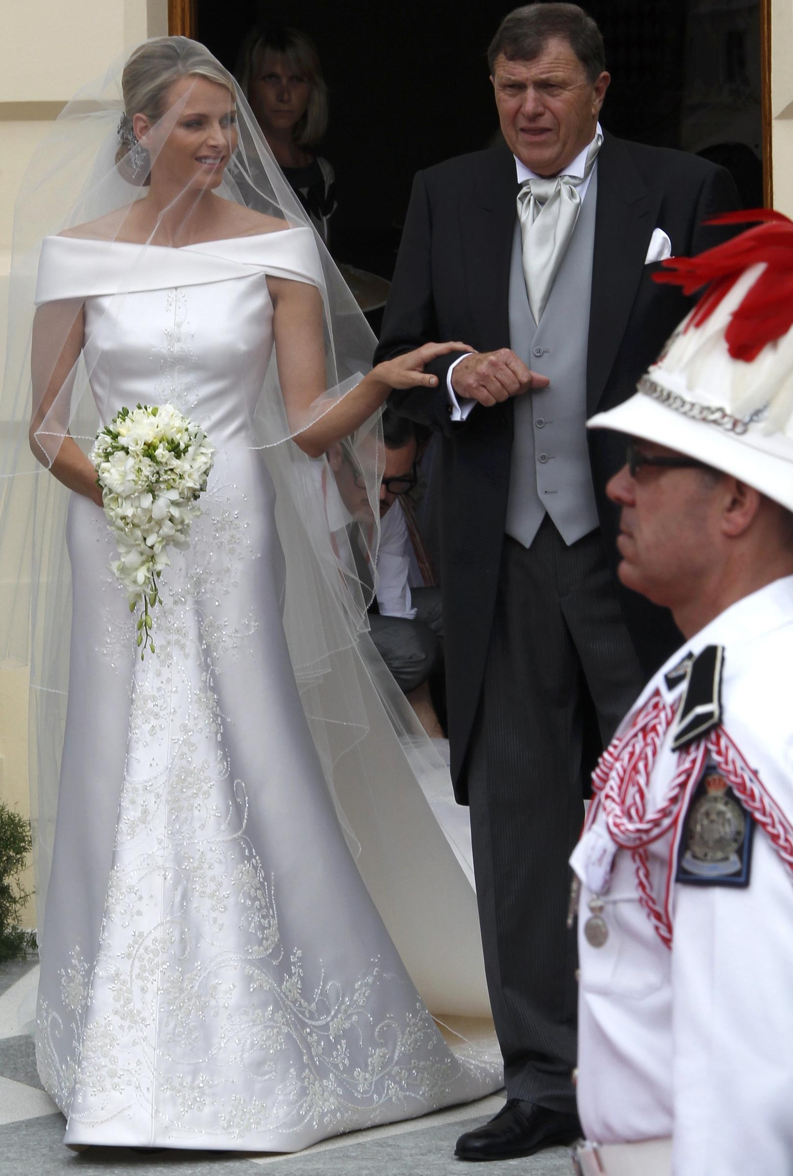 Die schönsten Brautkleider der Stars zum Nachstylen