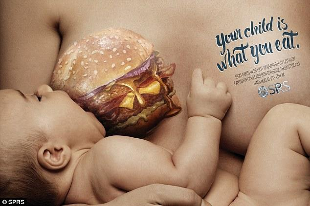 Galerie TT 16.9. Your child is what you eat
