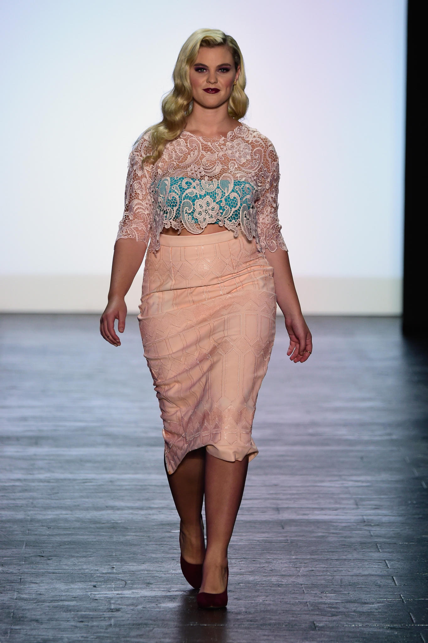 MAG Mode Plus-Size-Mode ist total angesagt: Ashley Nell Tipton gewinnt Project Runway