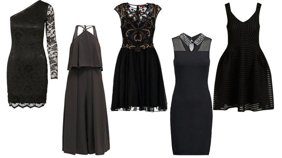 Festliche Kleider, Jumpsuits und Co.: Outfits für jeden Anlass