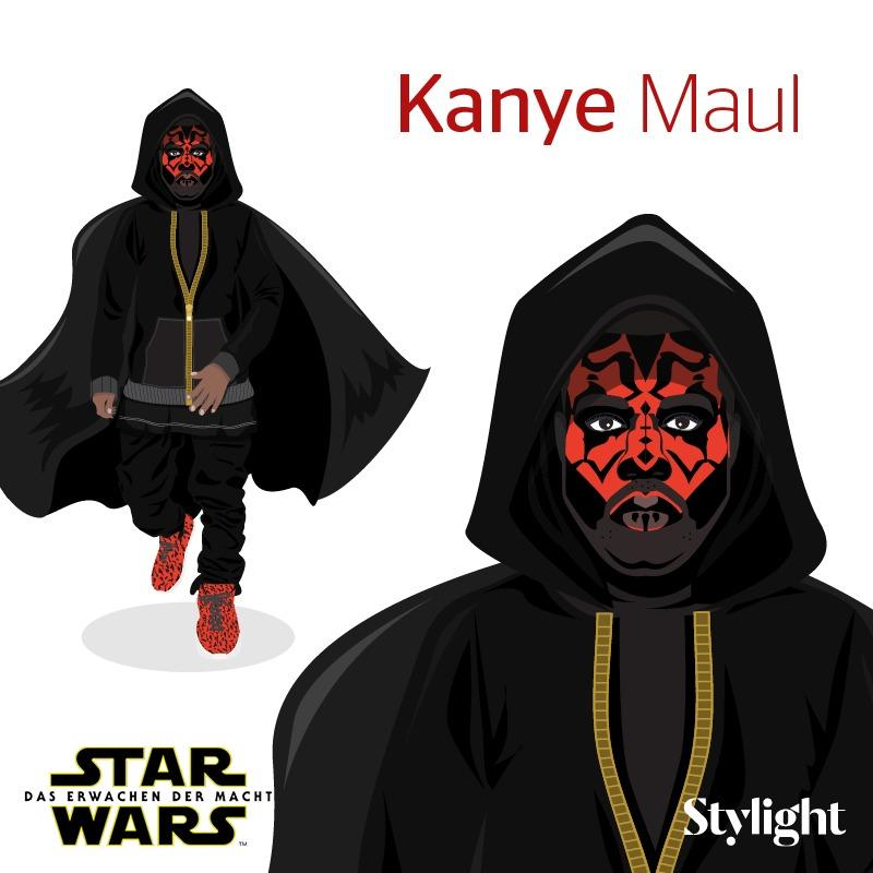 MAG Mode May the style be with you: Mode-Ikonen im Star-Wars-Fieber