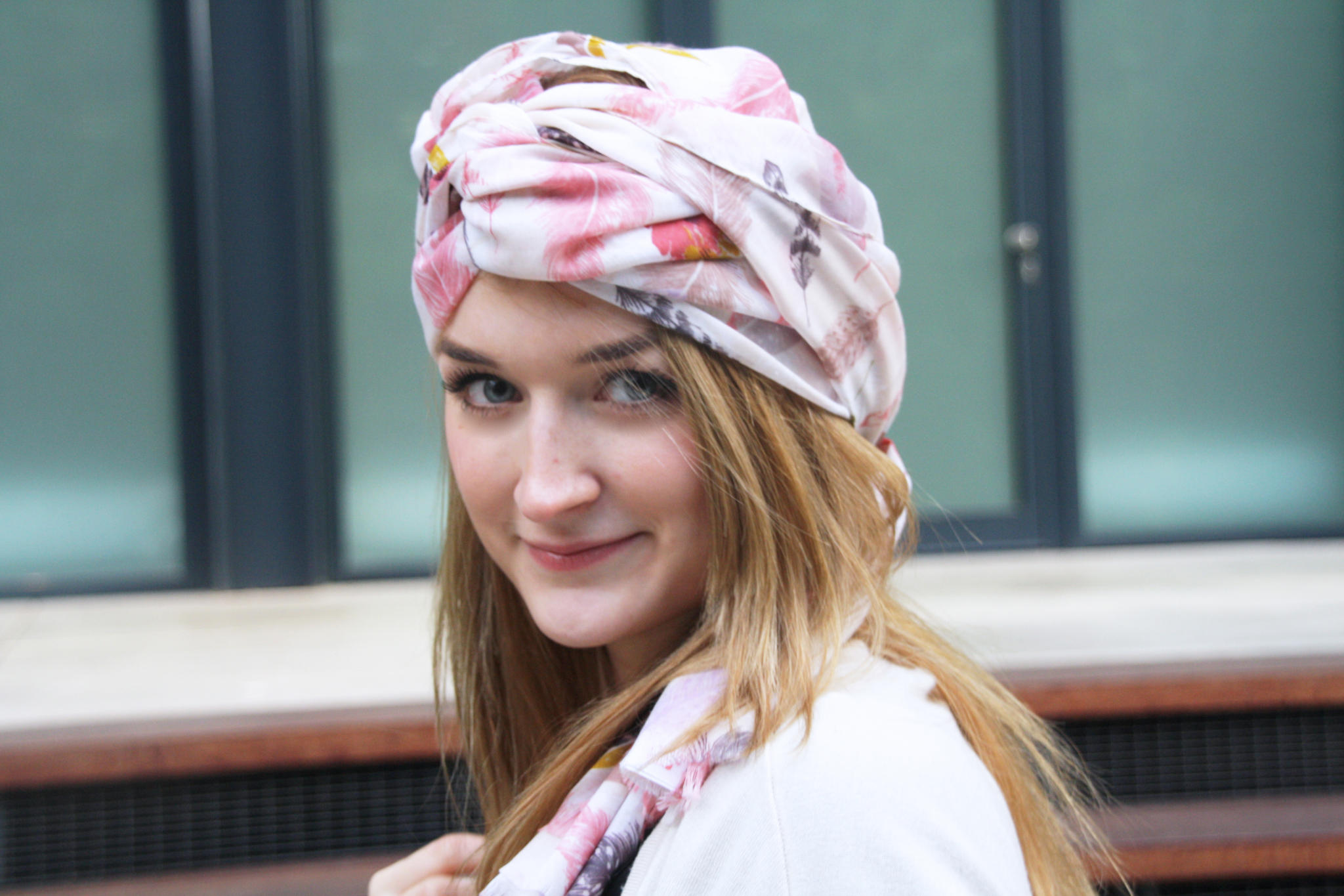 MAG Mode Turban binden