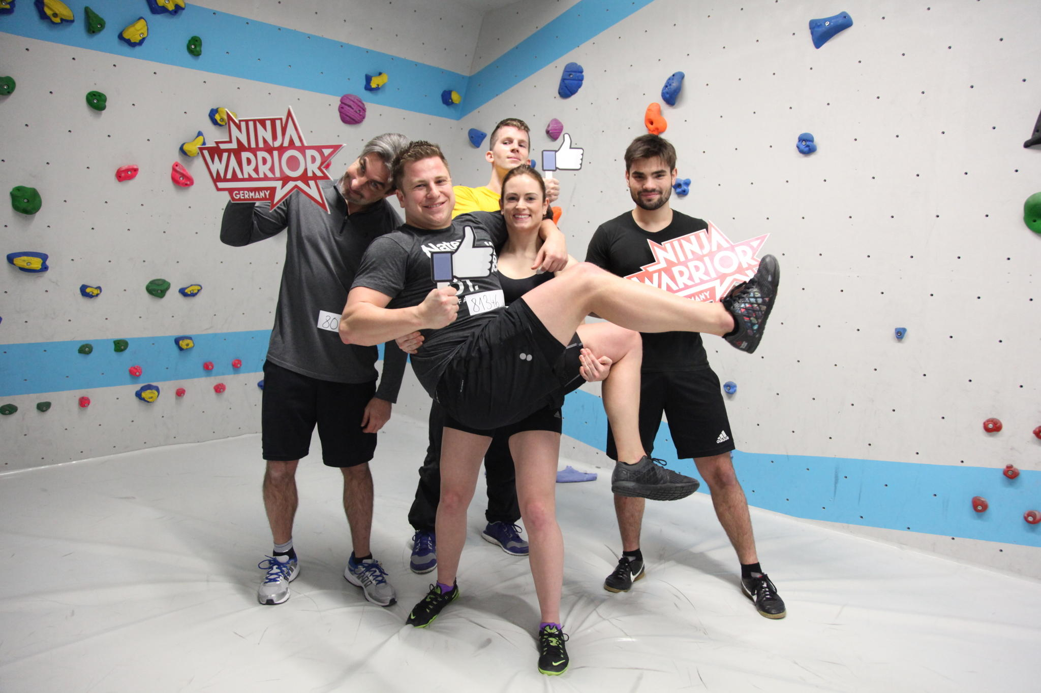 Casting Ninja Warrior Germany