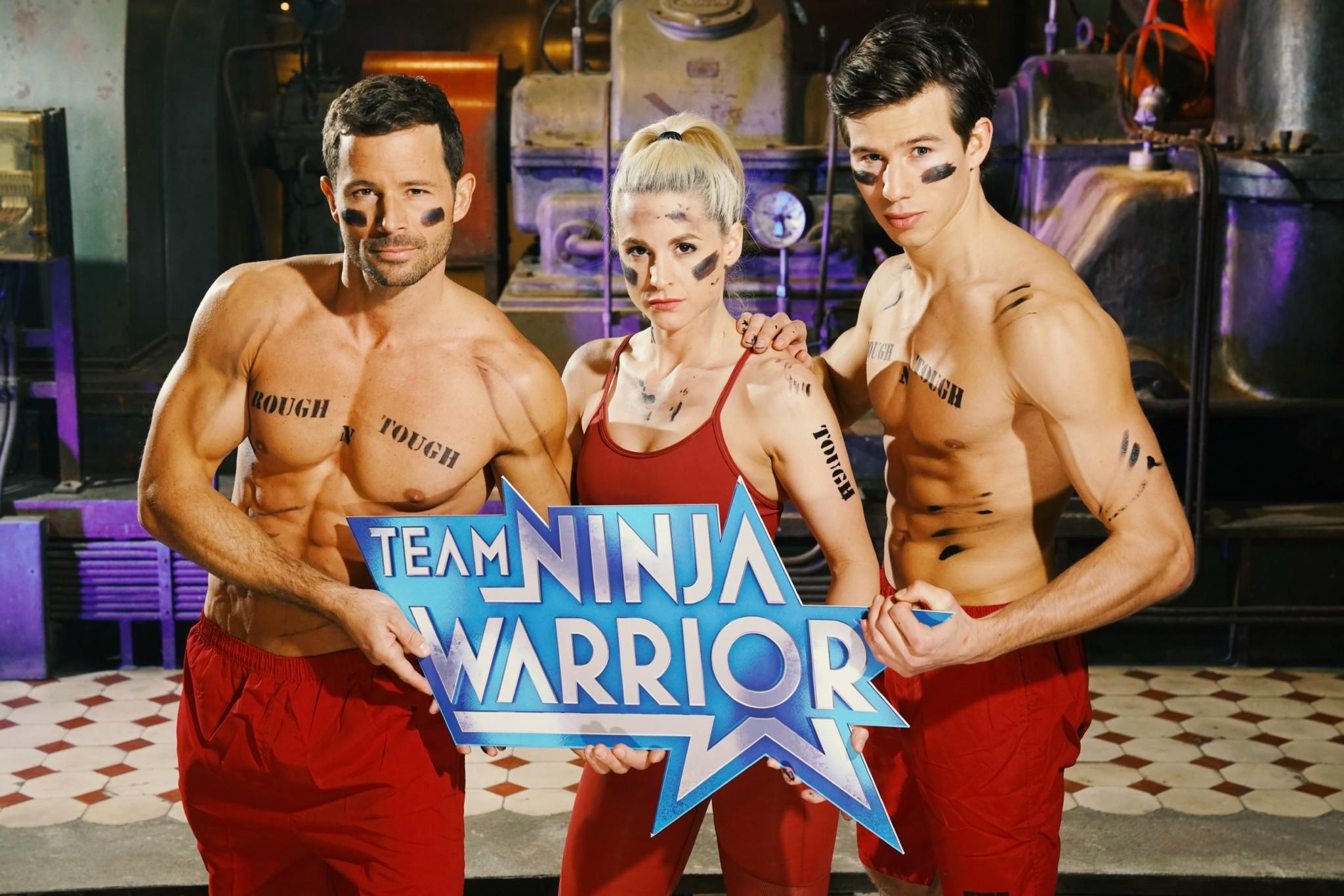 Team Ninja Warrior - Teams Show 5