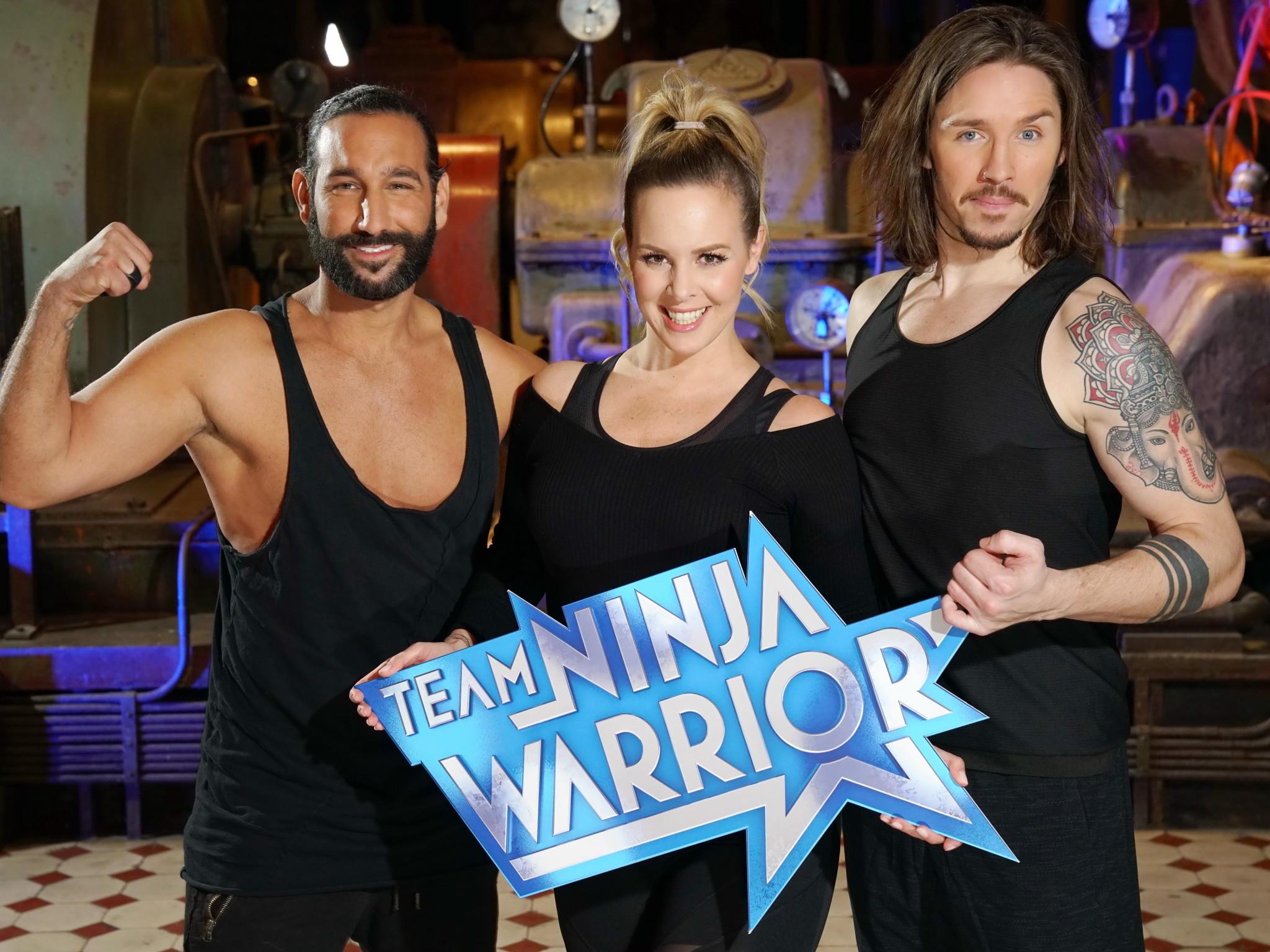 team ninja warrior promi special