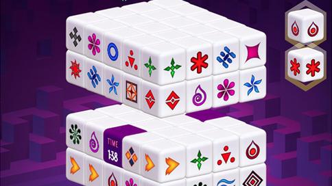 Mahjong Würfel Dimension