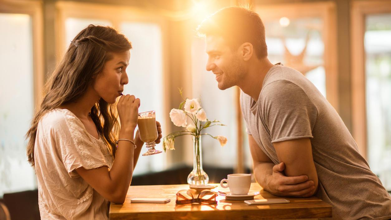 Dating cafe treffen