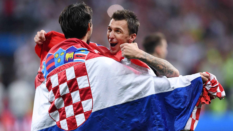 Spiel Kroatien