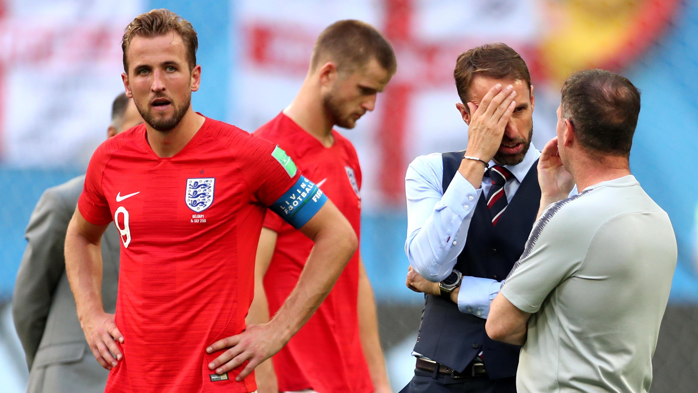 Wm  Belgien Gewinnt Spiel Um Platz Drei Englander Reisen Geschlagen Nach Hause